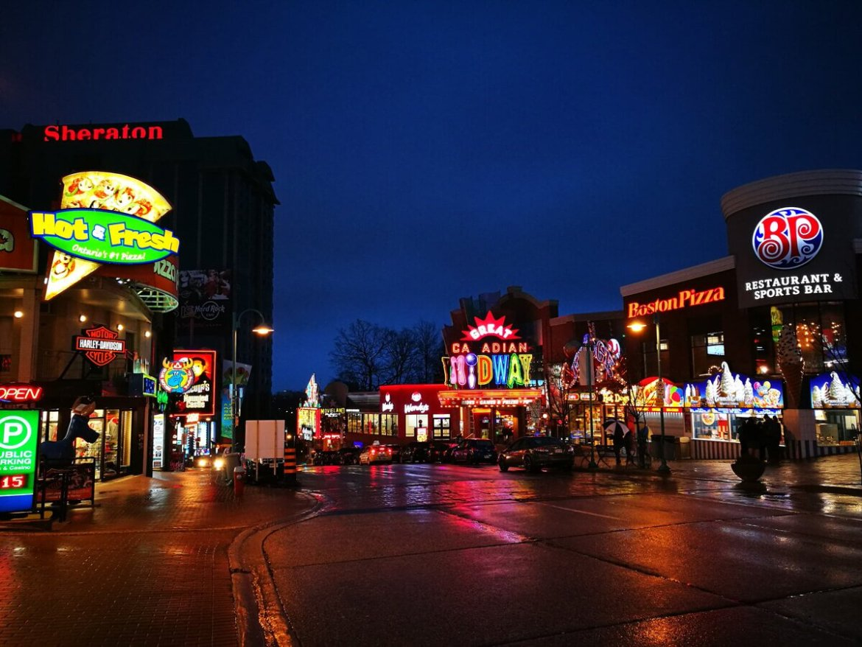Miasteczko Niagara Falls