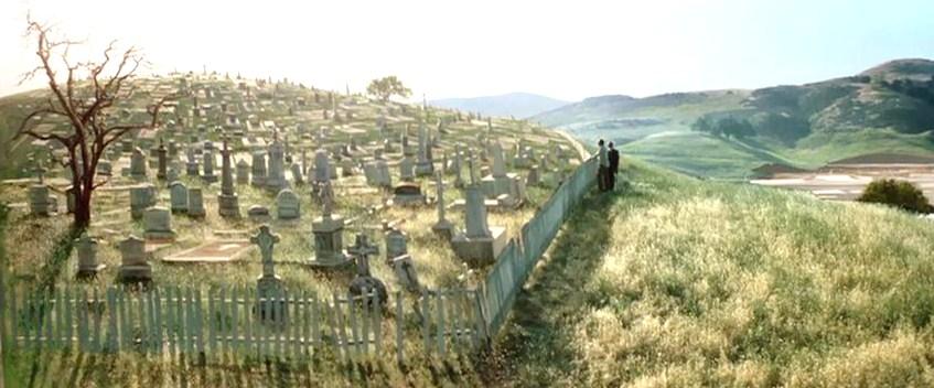 Image result for Cuesta Verde poltergeist cemetery