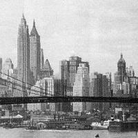 In the City That Never Sleeps: New York, New York