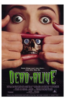 Theatrical Poster - Dead Alive