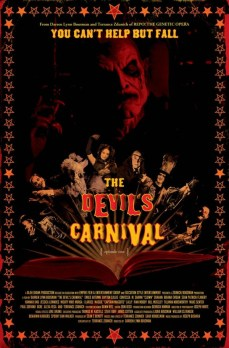 Theatrical Poster - The Devil's Carnival