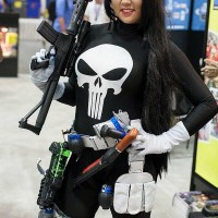 Poison More Deadly than a Mad Dog's Tooth: Venom Cosplay