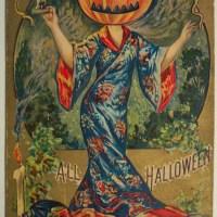 Hallowe'en Greetings: 77 Vintage Halloween Postcards