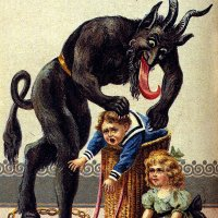 Then Let Us Go and Be Terrible: A Krampus Christmas