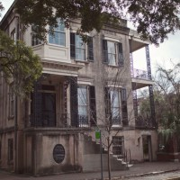 432 Abercorn Street, Savannah, GA: Haunted?  Maybe.