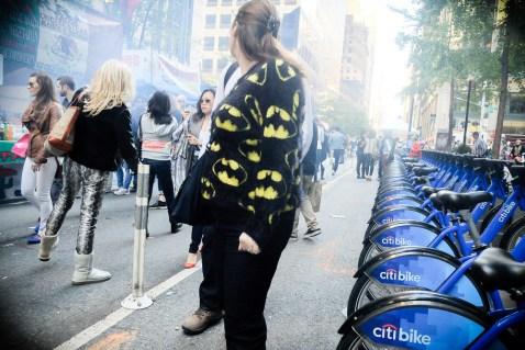 New York Comic Con inspired?