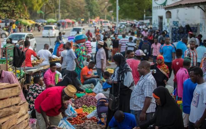 Dar es Salaam Street