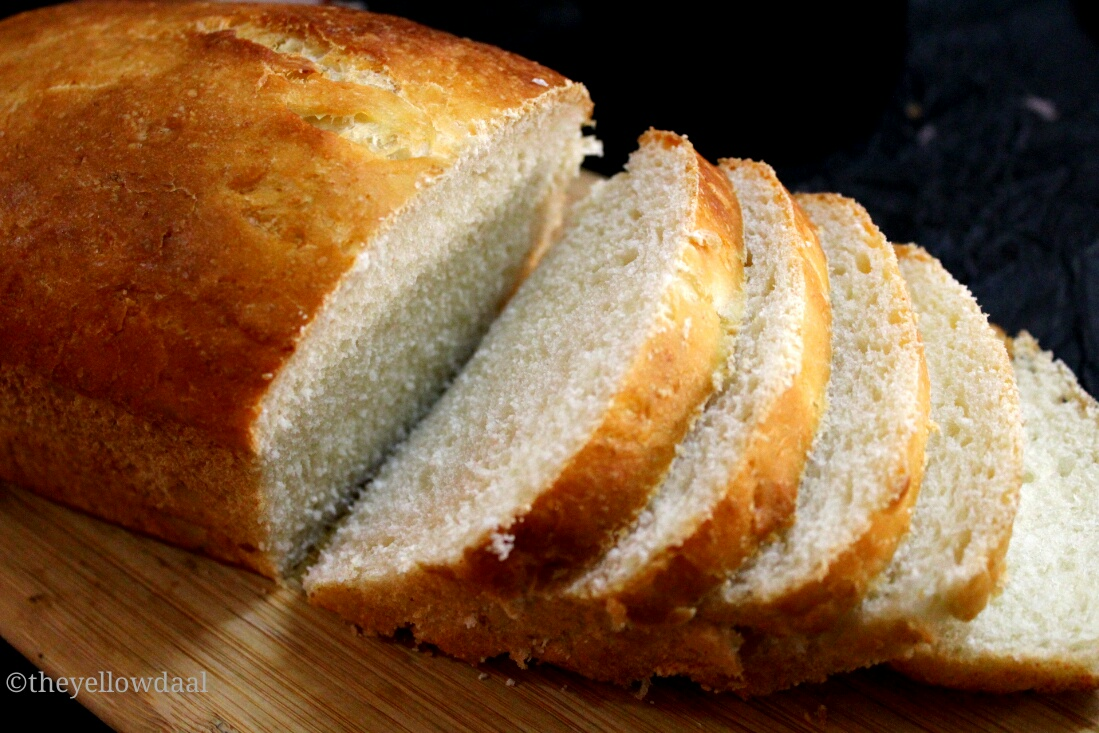Basic White Bread | White Sandwich Loaf | DIY