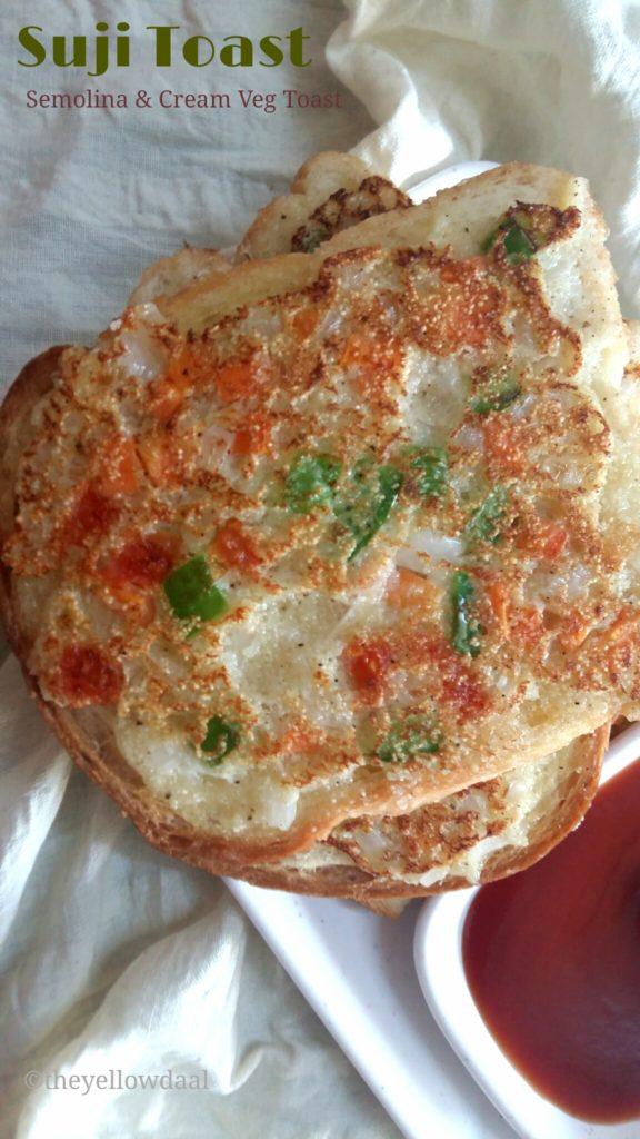Sooji-Semolina-Toast