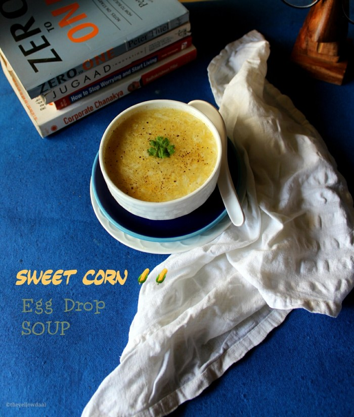 Vegetarian-Sweet-Corn-Egg-Drop-Soup