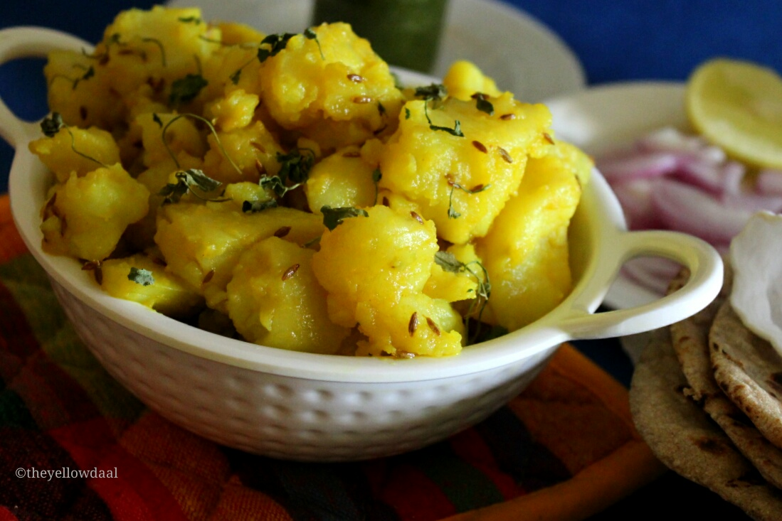 Jeera Aloo | Trick To Make The Perfect Jeera Aloo