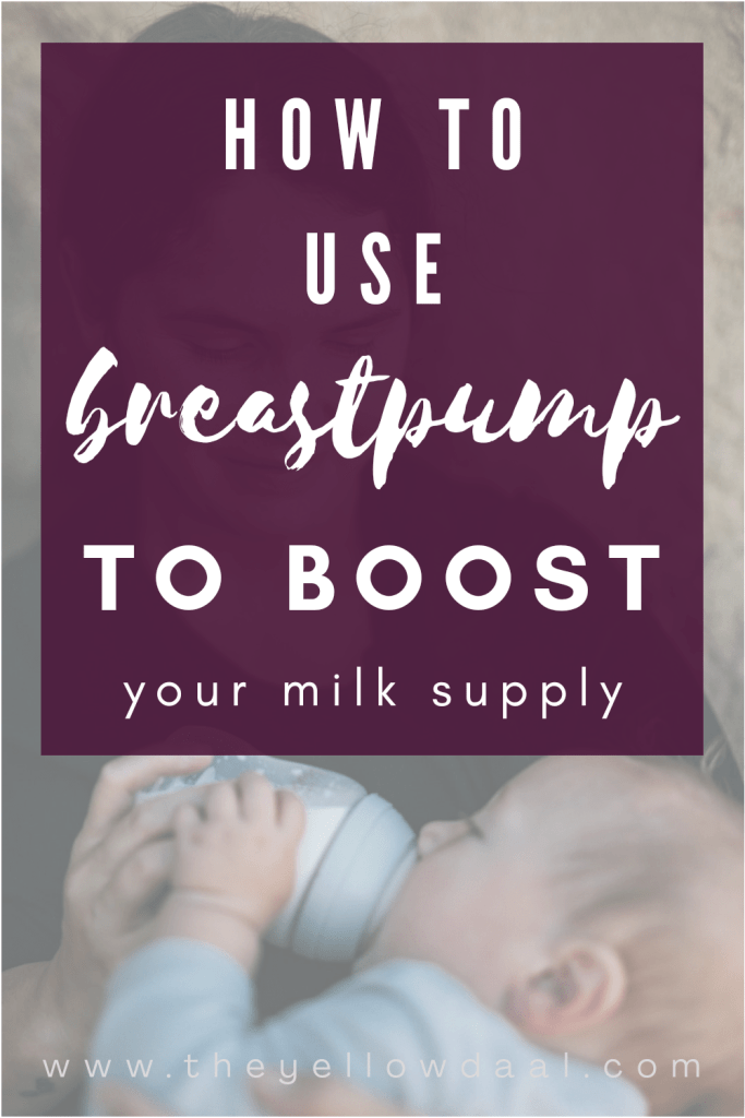 how-to-use- breastpump-to-boost-milk-supply
