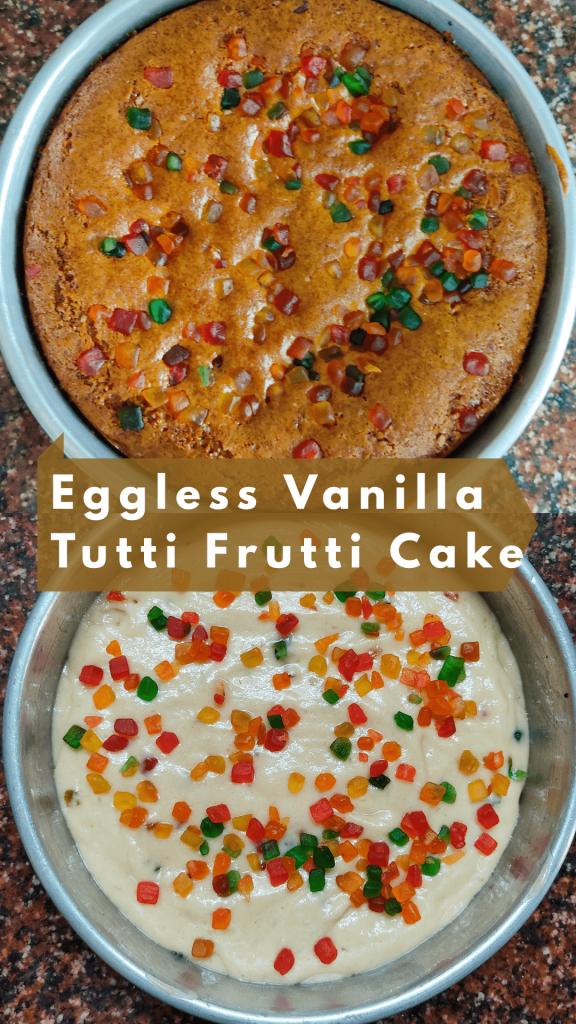 eggless-vanilla-tutti-frutti-cake