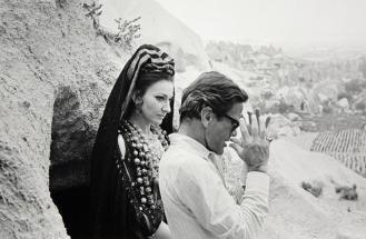 PPPasolini and Maria Callas in the title role