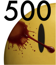 logo yellow kid 500 post