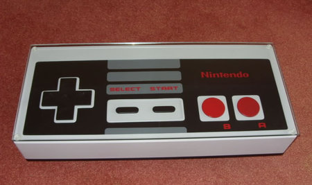 table manette nes