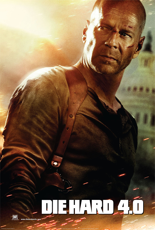bruce willis die hard 4 retour en enfer