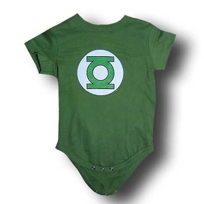 pyjama green lantern