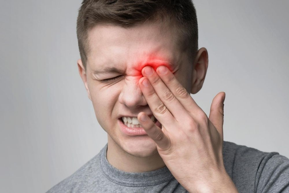 How Multiple Sclerosis Cause Vision Disturbances Eye Pain and Blurry Vision