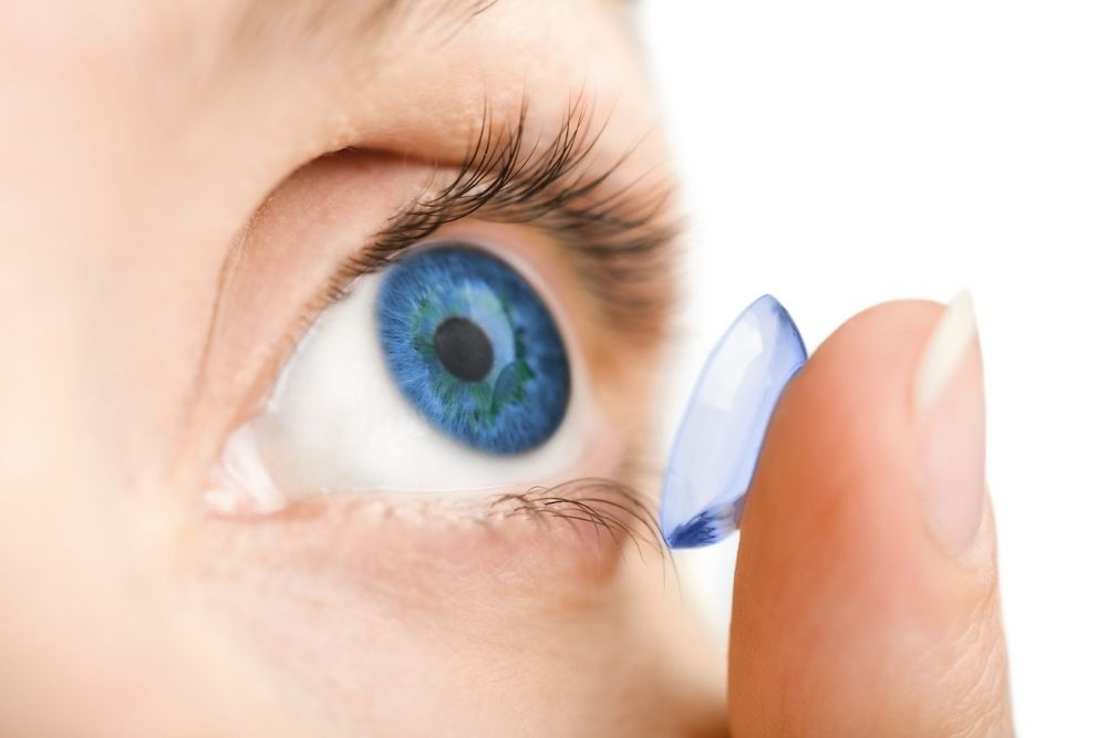 Proper Care for Soft Contact Lenses