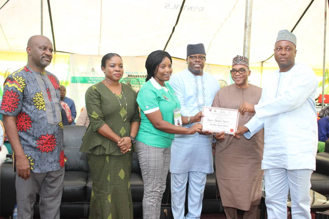 Lagos Establishes Farmers' Market, Upgrades Agricultural Supply Chain