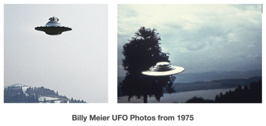 Did Pentagon Release Grainy UFO Videos to Cover-Up Billy Meier UFO Case?