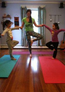 Julie Colton Kids Yoga The Yoga House Yoga Kingston, NY