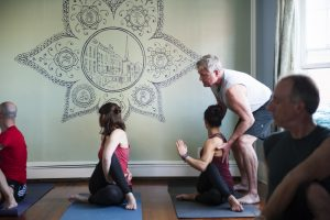 Slow Flow Yoga Scott Johnson The Yoga House Yoga Kingston, NY Hudson Valley