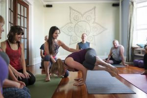 the yoga house, kingston, ny, arm balance