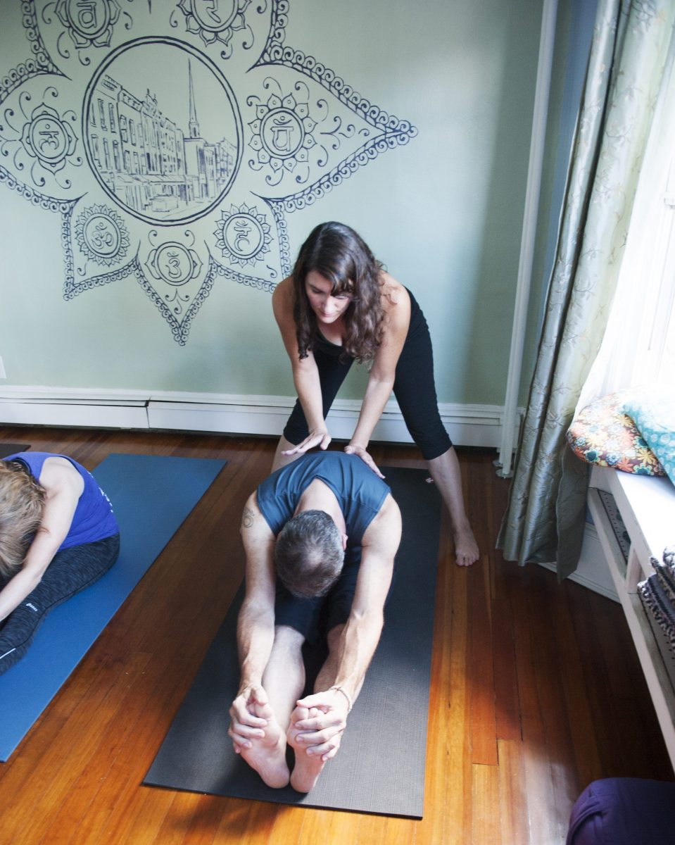 the yoga house, kingston, ny, community