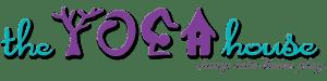 the yoga house website header logo