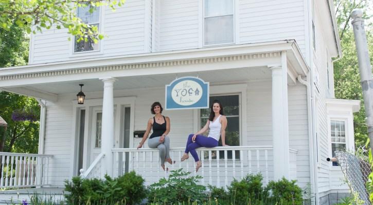the yoga house, uptown, stockade, kingston, ny, leigha butler, jacquelyn nash
