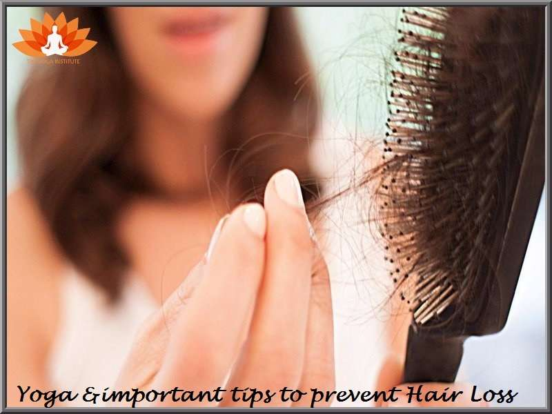 Yoga Important Tips To Prevent Hair Loss The Yoga Institute Santacruz East Mumbai