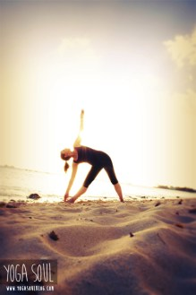 extended_triangle_pose_yoga_beach_picture_sunset_blog