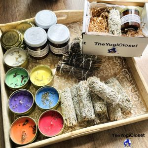 Curated Aroma Box and Gift Sets
