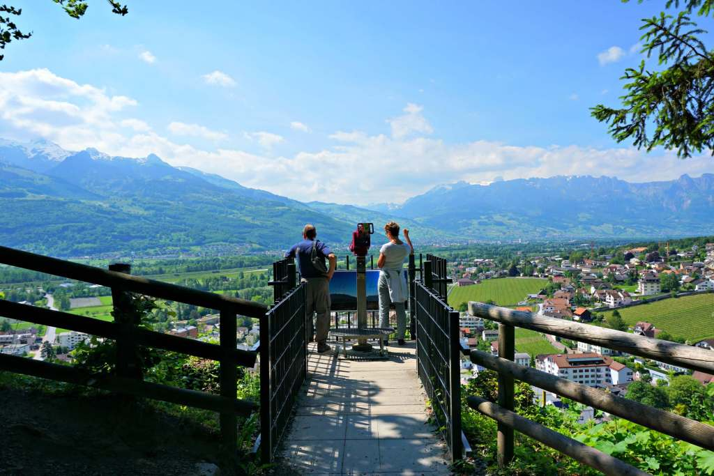 A day trip to Liechtenstein