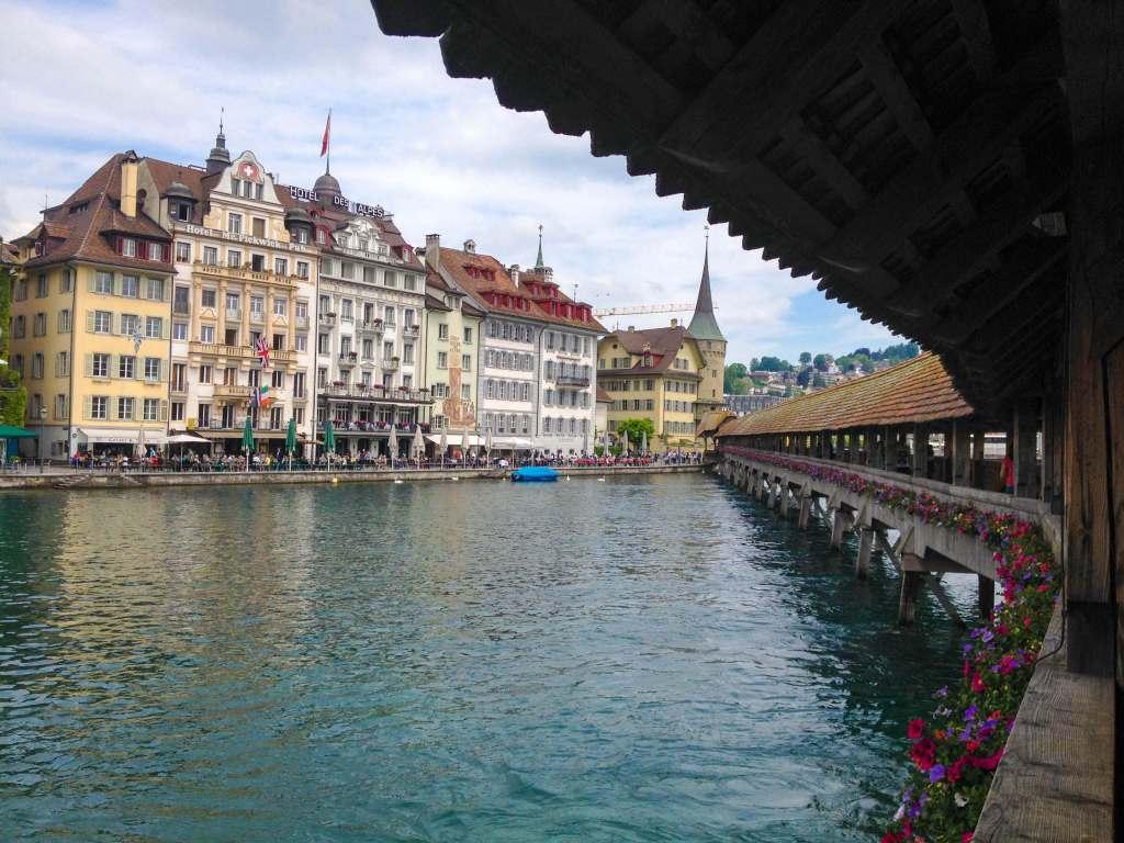 10 day trips from Zurich