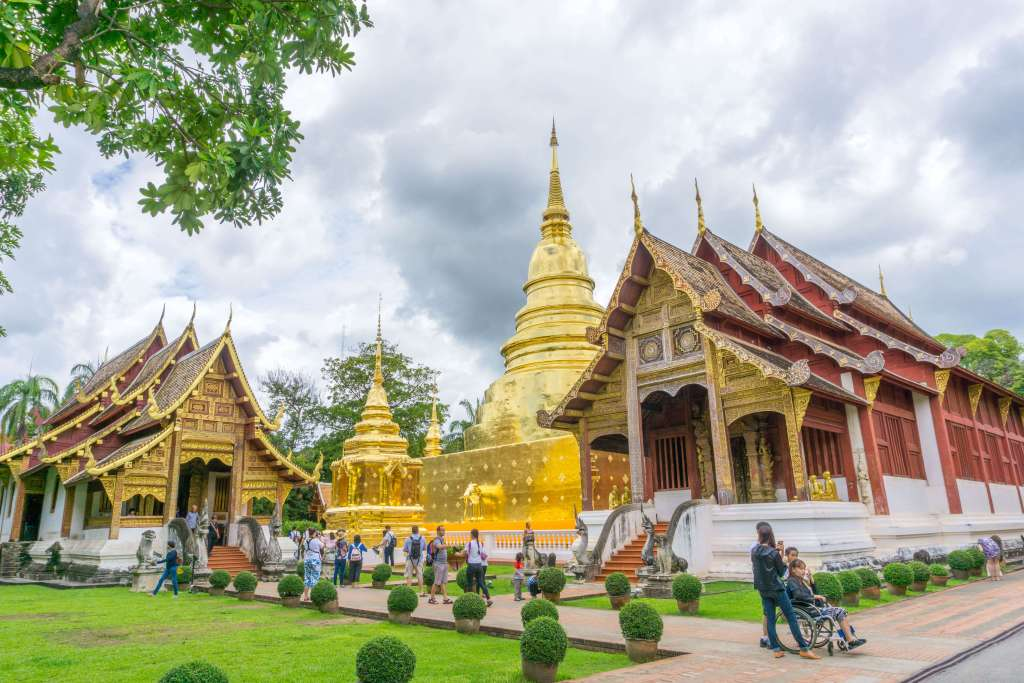 Wat Phra Singh - what to do in Chiang Mai