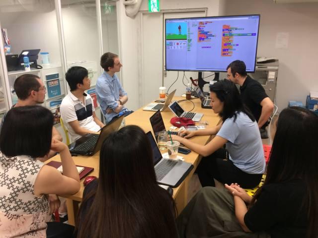 Programmers in Japan