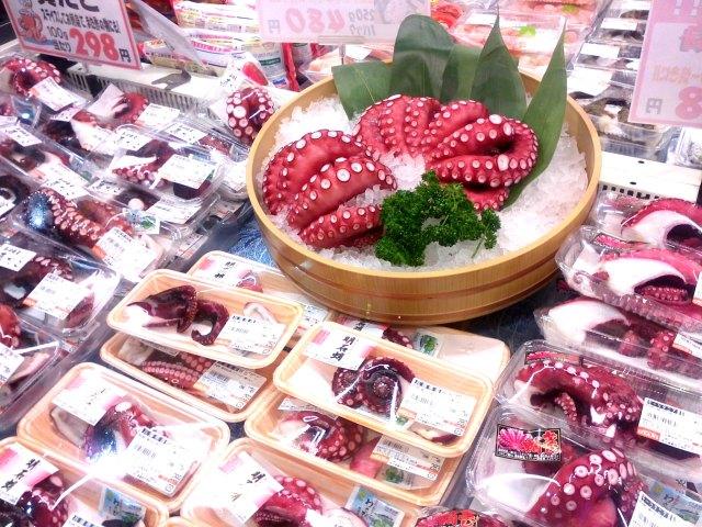 Spending Money Per Day in Japan - Tentacles