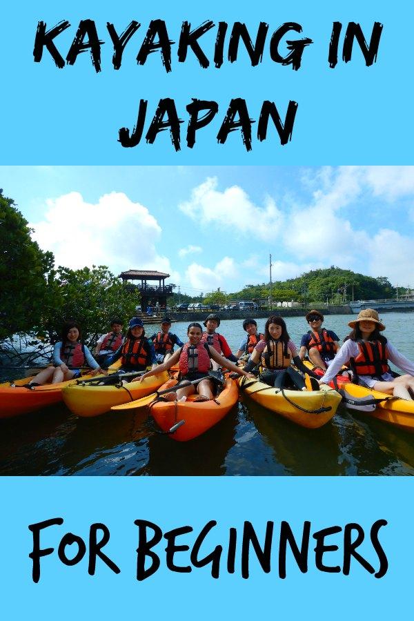 Kayaking Yanbaru Mangrove Okinawa - For Beginners