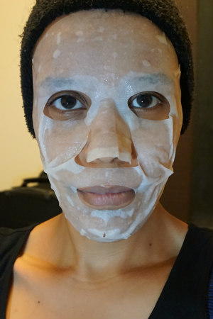 Japanese Acne Face Mask by Kracie