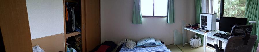 Bedroom in Kita Shin-Yokohama