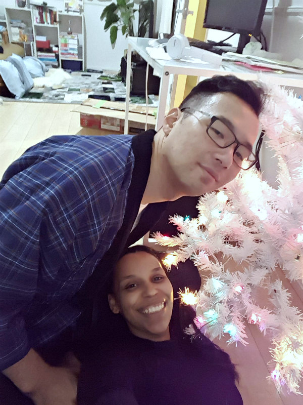 Settling down in Japan Was Impossible - Christmas with boyfriend