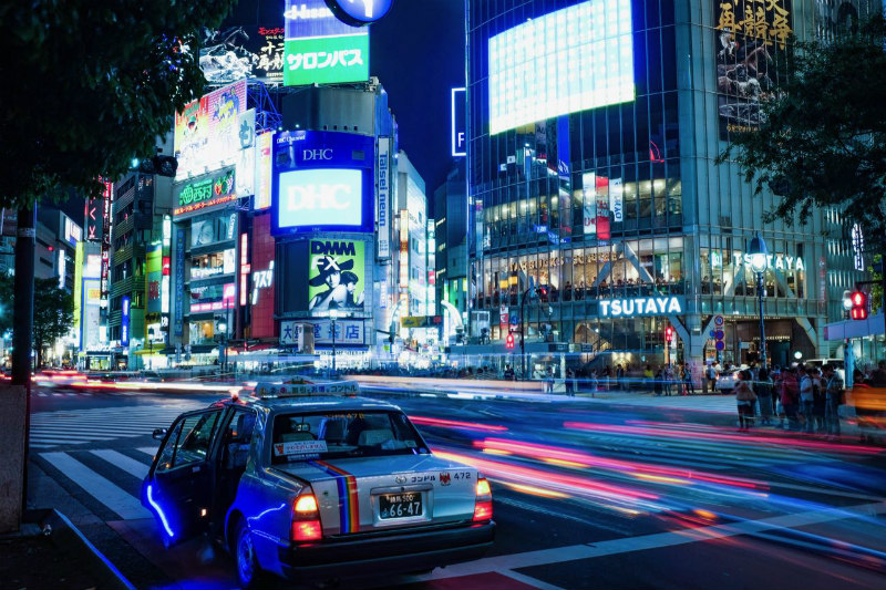 Quitting Your Job in Japan - Taxi Driver