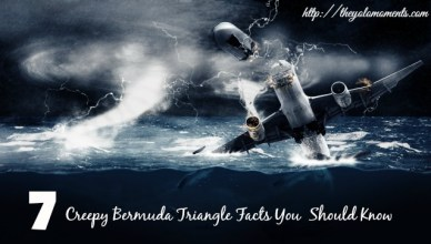 7 Creepy Bermuda Triangle Fact You Should Know