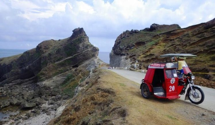 Passing By Alapad Rock Formation Denotes Something - Visit Batanes While Your Still Single