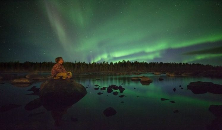The Jaw-Dropping Northern Lights in Finland - Photo Credits to Owner