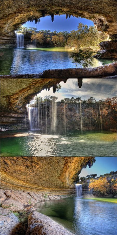 Hamilton Pool Part of the Balcones Cayonlands Preserve