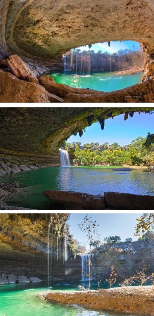 Hamilton Pool Preserve Photos - One Of the Worlds Incredible Natural Pool